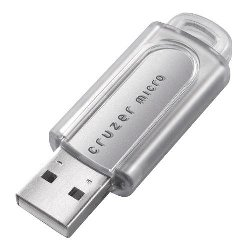 USB-flash i standard-modell