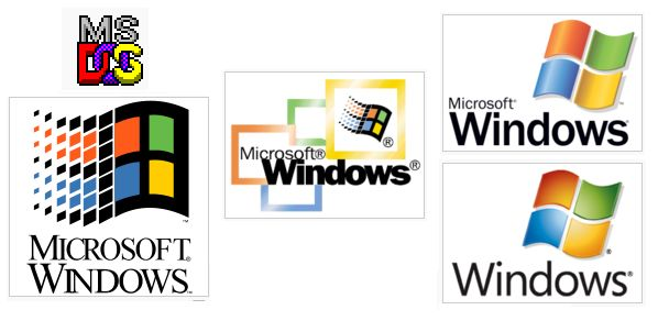 Windows-logoer